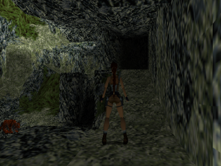 Tomb Raider II - Starring Lara Croft ingame screenshot