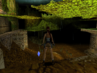 Tomb Raider III - Adventures of Lara Croft ingame screenshot