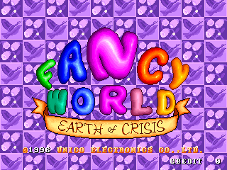 Fancy World : Earth of Crisis title screenshot