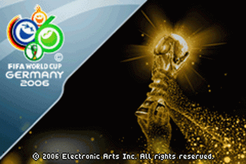 2006 FIFA World Cup - Germany 2006 title screenshot