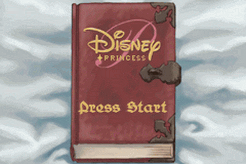 Disney Princess title screenshot