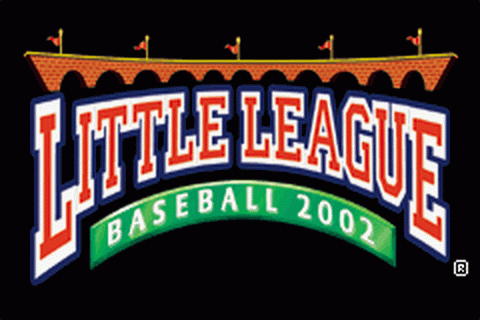 Little League Baseball 2002 title screenshot