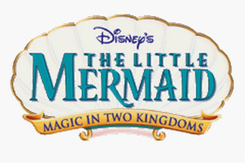 Little Mermaid, The - Magic in Two Kingdoms title screenshot