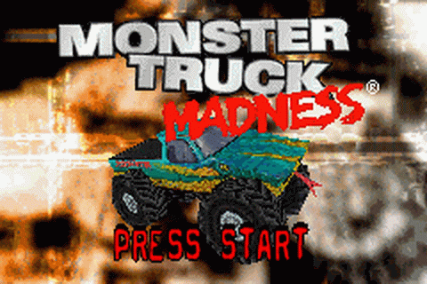 Monster Truck Madness title screenshot
