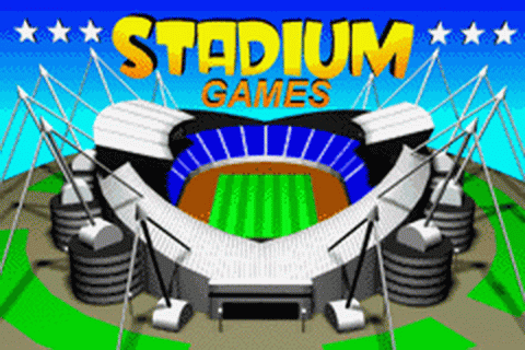 Stadium Games title screenshot