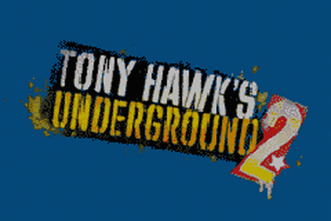 Tony Hawk's Underground 2 title screenshot