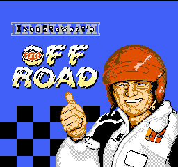 Ivan 'Ironman' Stewart's Super Off Road title screenshot
