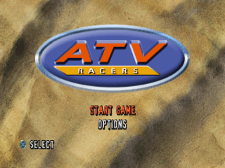 ATV Racers title screenshot
