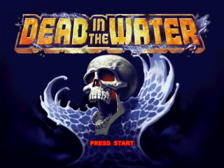 Dead in the Water title screenshot
