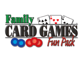 Family Card Games Fun Pack title screenshot