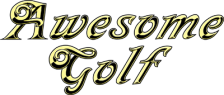 Awesome Golf logo