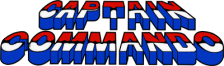 Captain Commando logo