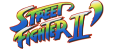 Street Fighter II': Champion Edition logo