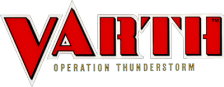 Varth : Operation Thunderstorm logo