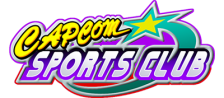Capcom Sports Club logo