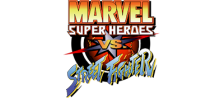 Marvel Super Heroes Vs. Street Fighter logo