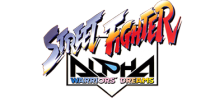 Street Fighter Alpha : Warriors' Dreams logo