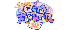 Super Gem Fighter Mini Mix logo