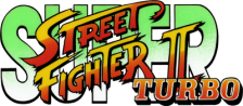 Super Street Fighter II Turbo logo