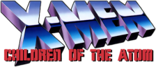 X-Men : Children of the Atom logo