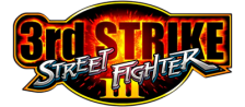 Street Fighter III 3rd Strike : Fight for the Future logo