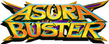 Asura Buster - Eternal Warriors logo