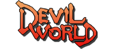 Devil World logo