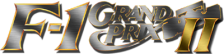 F-1 Grand Prix Part II logo