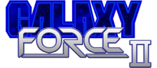 Galaxy Force 2 logo