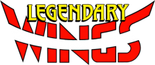 Legendary Wings logo