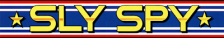 Sly Spy logo