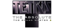 Tetris the Absolute The Grand Master 2 logo