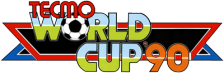 Tecmo World Cup '90 logo