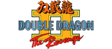 Double Dragon II - The Revenge logo