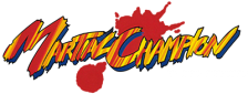 Martial Champion logo