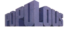 Populous - The Promised Lands logo