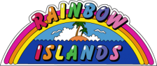 Rainbow Islands logo