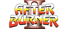 After Burner II logo