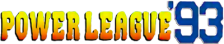 Power League '93 logo