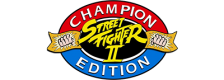 Street Fighter II' - Champion Edition logo