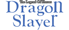 Dragon Slayer - The Legend of Heroes logo