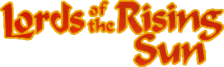Lords of the Rising Sun logo