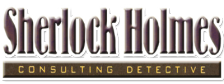 Sherlock Holmes Consulting Detective logo