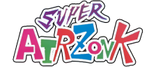 Super Air Zonk logo