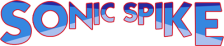 Sonic Spike - World Championship Beach Volleyball logo