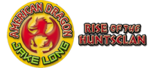 American Dragon - Jake Long - Rise of the Huntsclan logo