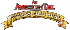 An American Tail - Fievel's Gold Rush logo