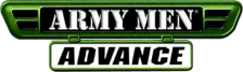 Army Men Advance logo
