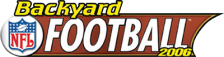 Backyard Football 2006 logo
