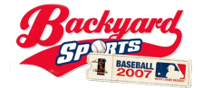 Backyard Sports - Baseball 2007 logo